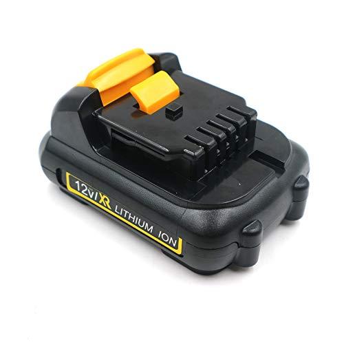Heshunchang batería Repuesto 10.8V~12v 1.5Ah para Dewalt DCB120 DCB121 DCB123 DCB125 DCB127 DCB20-XE