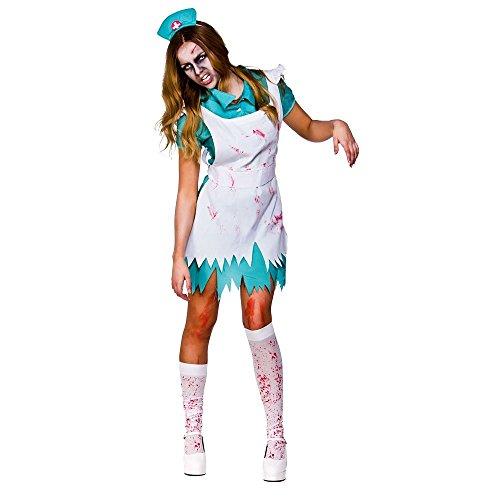 Halloween - Disfraz de enfermera...