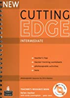 New Cutting Edge Intermediate: Teacher's Book Plus Test Master CD-ROM (Cutting Edge) by Helen Barker(1905-06-28)