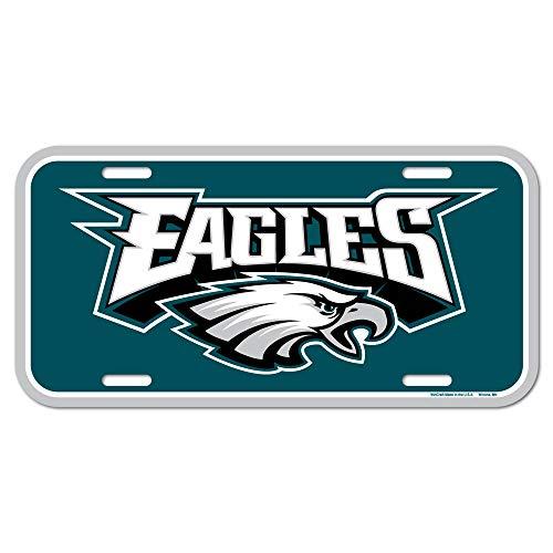 NFL Philadelphia Eagles License Plate