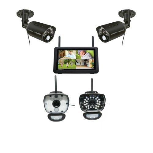 Uniden UDR777HD + UDRC58HD (1) + ULC58 (1)- HD Wireless Video Surveillance System