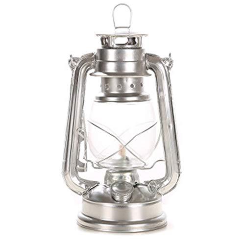 Suading Farol de aceite de queroseno de hierro vintage colgante de luz/lámpara para loft, jardín, patio, césped, boda, fiesta