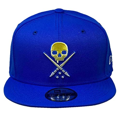 Sullen Men's Ram Eternal 9Fifty New Era Snapback Hat Blue
