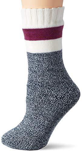 s.Oliver Socks Damen S20551 Socken, Blau (Dark Blue 5900), 39/40