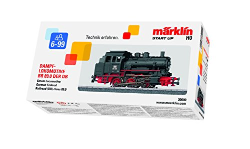 Märklin Start up 30000 - Tenderlokomotive Baureihe 89.0, DB, Spur H0