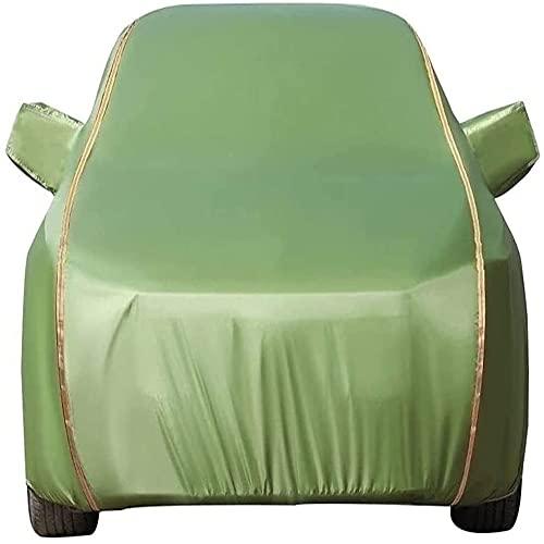 GPFFACAI Funda Coche Exterior Cubierta Antipolvo para Coche Compatible con Volkswagen 2015 XL1 Sport Concept Fundas para Coche Impermeable Resistente a la Lluvia Interior Exterior Forrado de algodón8