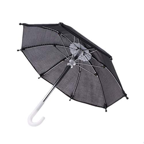Faguo Bunte Mini Regenschirm Regenbekleidung für Blythe American Doll 18 Zoll Puppenzubehör Baby Fotografie Requisiten Kinderspielzeug