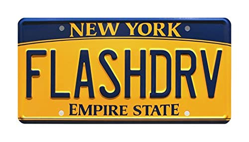 Axige888 Spider Man: Homecoming | FLASHDRV | Stamped License Plate