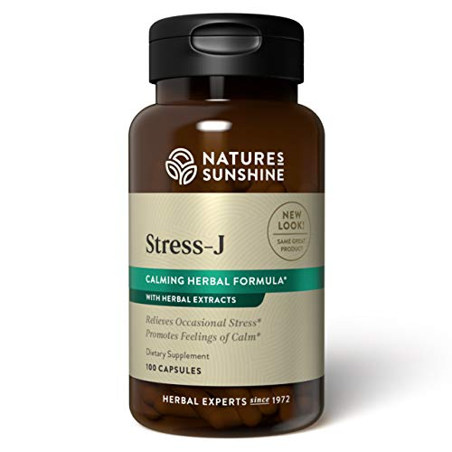 Nature's Sunshine Stress-J 100 Capsules