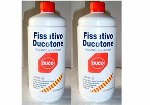 FISSATIVO PITTURA IDROPITTURA DUCOTONE LT 1