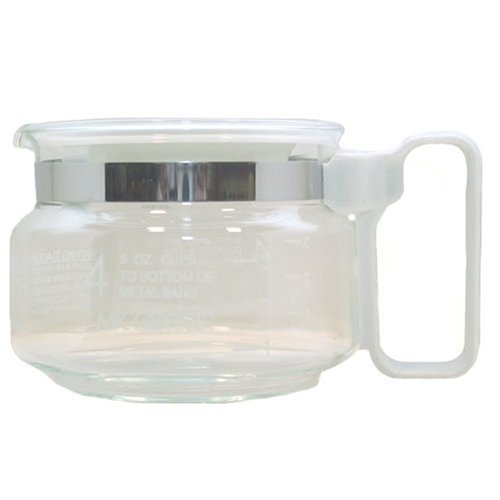 Mr. Coffee 4-Cup Carafe, White