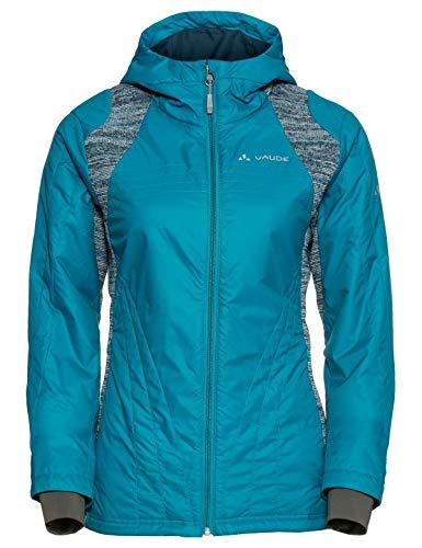 VAUDE Womens Risti Jacket II Blau, Damen Daunen Jacke, Größe 40 - Farbe Alpine Lake