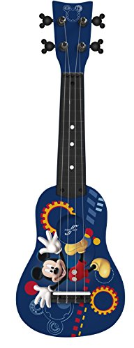 First Act MO385 Disney Mickey Mouse Mini Guitar Ukulele