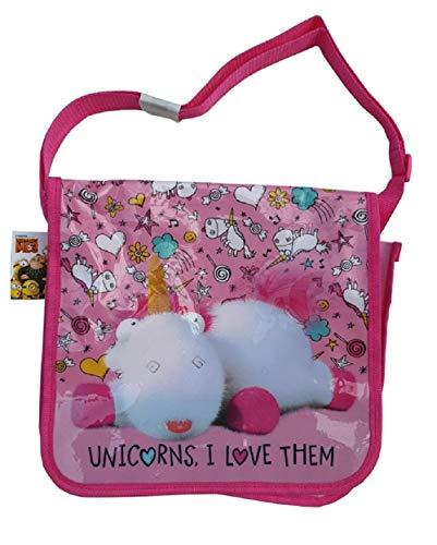 Despicable Me Minion Unicorn Messenger Bag Despatch Courier Bag