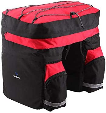 YUYAXBG Fashion Rear Bicycle Pannier shopping Trunk Bike Bag Ba Direct stock discount Seat