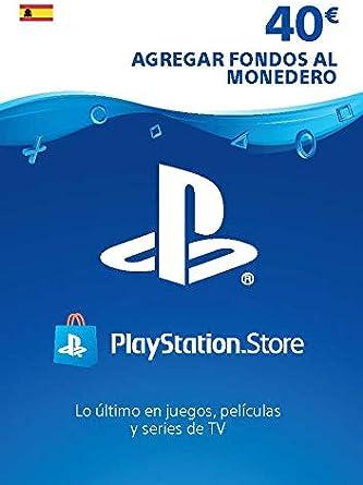 TARJETA PSN CARD 10€ | Código de descarga PSN - Cuenta española: Amazon.es: Videojuegos