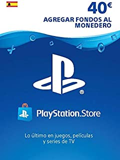 TARJETA PSN CARD 40€ | Código de descarga PSN - Cuenta española