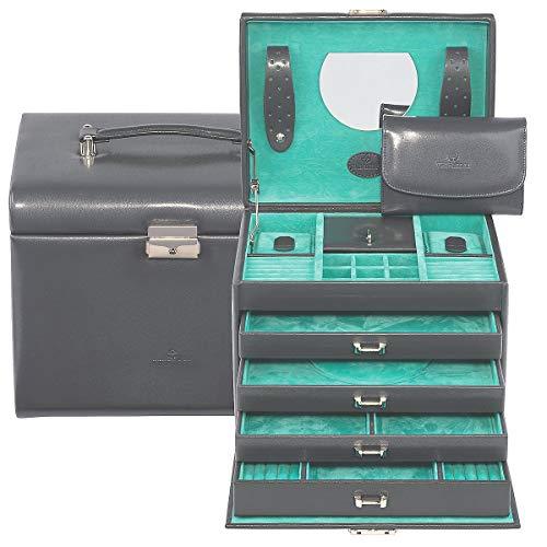 Windrose Limited Edition Merino Moda Portagioie Antracite