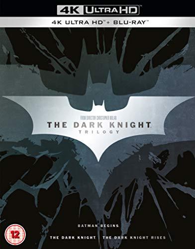 Dark Knight Trilogy [Edizione: Regno Unito] [Blu-ray]