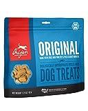ORIJEN Freeze Dried Dog Treats, Grain Free, High Protein, Made in USA, Original, 3oz