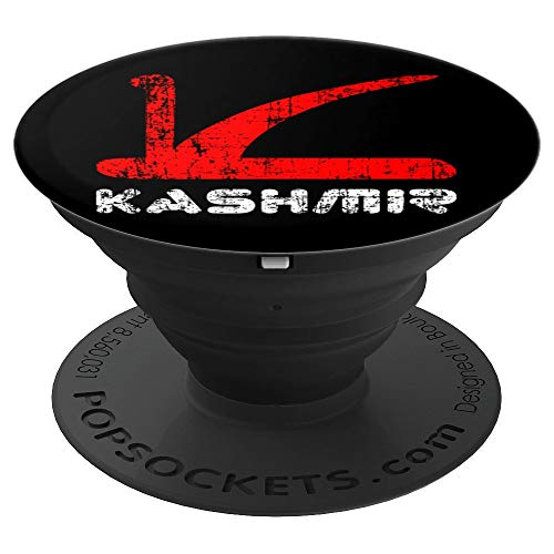 Free Kashmir Remove Article 370 And Lockdown - Heaven Earth PopSockets Grip and Stand for Phones and Tablets