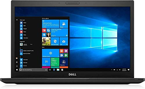 "Dell Latitude 14 7000 Business UltraBook - 14"" Liquid Crystal (1366x768) Display, Intel Core i5-5300U 2.3 GHz 256GB SSD, 8GB DDR4, Webcam, Bluetooth, Windows 10 Professional (Renewed)"