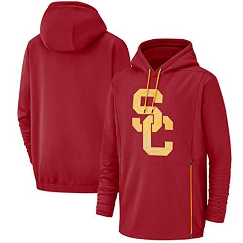 ZFDM 2019 otoño NCAA League sudadera con capucha (color: 14, tamaño: XXL)