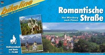 Bikeline Radtourenbuch, Romantische Straße