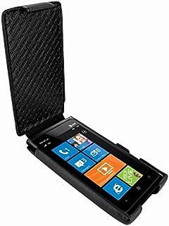 Piel Frama 568 iMagnum Black Leather Case for Nokia Lumia 900