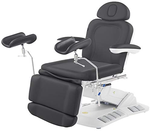 SPA SOURCE   PEDALI   Gynecology OBGYN + Stirrups   4 Motor   Medical Grade   Electric Powered Exam Table   Facial Chair   Exam Chair   Spa Table   Hydraulic Treatment Chair   Spa Equipment 2246EB