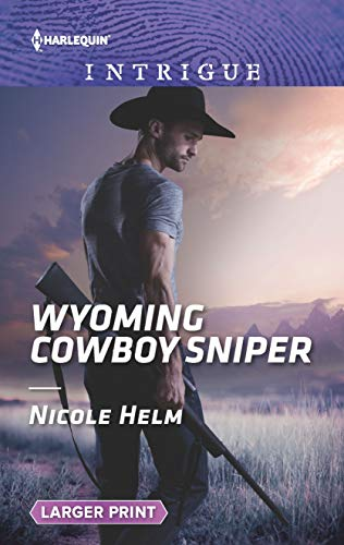Wyoming Cowboy Sniper (Carsons & Delaneys: Battle Tested, 2)