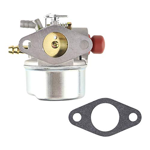 FLYPIG New Carburetor Fit for Tecumseh 640025 OHH50 OHH55 OHH60 OHH65 4.5 5 5.5 6HP Replaces#.640025 640025A 640025B 640025C 640004 640014 640017 640017A 640017B 640117 640117B 640104 Carb