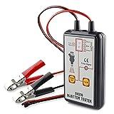 unknows Inyector de combustible probador EM276 sistema de combustible herramienta de exploración de inyector de analizador de auto herramientas de reparación de diagnóstico con 4 modos de pulso