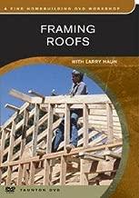 Larry Haun: Framing Roofs (DVD); 2003 Edition