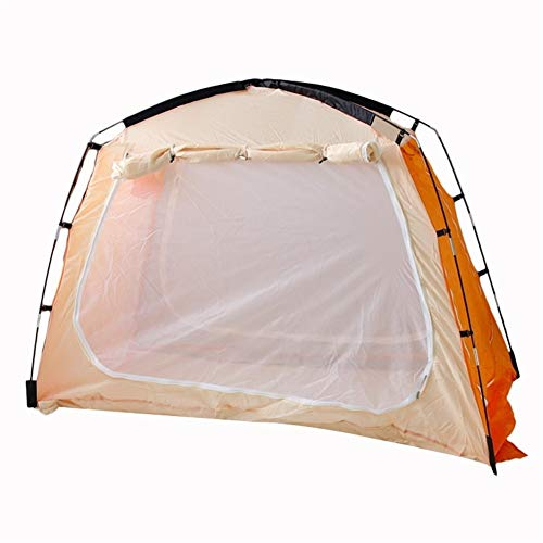Indoor Warm Tent Windproof and Breathable Child Bed Tent Water-Resistant Ventilated and Durable (Size : 1)