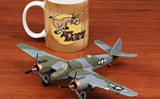 Hobby Master Beaufighter MK.VIF 415th Night Fighter Squadron, 12th U.S.Army Air Force, Le Vallon, Southern France Sept 1944 KW 147 1/72 diecast Plane Model Aircraft