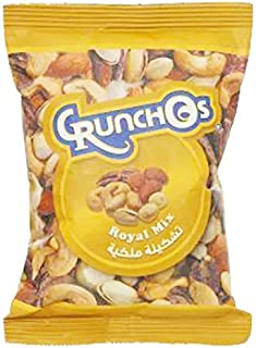 Crunchos Roasted & Salted Royal Mix Nuts - 100 gm