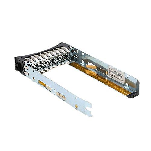 "Walmeck 2.5"" SFF SAS/SATA/SSD Caddy Tray Bracket for IBM x3650 x3550 x3500 x3400 M2 M3 M4 44T2216"