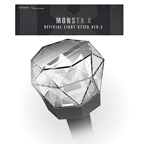 MONSTA X OFFICIAL LIGHT STICK VER.2 公式ペンライト モンスタエックス