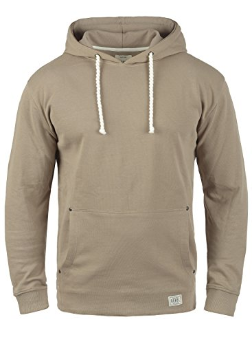 Redefined Rebel Morgan Sweat À Capuche Pull Hoodie pour Homme À Capuche 100% Coton, Taille:XL, Couleur:Faded Brown