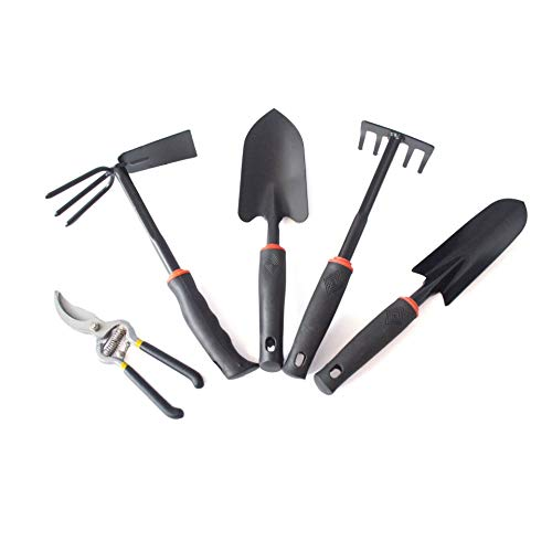 Tuinbouw Trim Tool Set 6-delige kleine schop bloemen losmaken gereedschap handschoenen bloempot -
