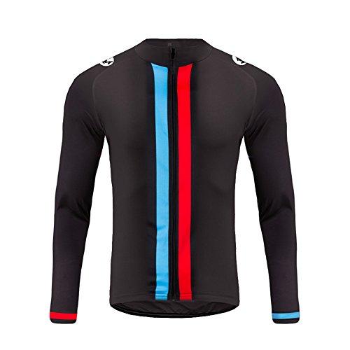 UGLY FROG Autunno Magliette Uomo Mountain Bike Manica Lunga Camicia Top Thermo Abbigliamento Ciclismo A Prova di Vento QDP01