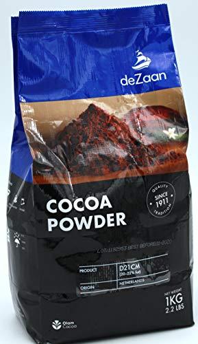 deZaan - KaKao Pulver - 1000g
