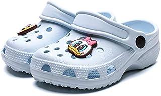 TATUE-Mules & Clogs - Children Summer Clogs Cute Disneys Sandals Light-weight Swimming Walking Garden Shoes Slip-on Lovely...