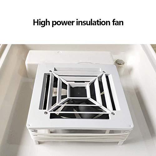 InLoveArts digital Ei-Inkubator 16 Eier Automatischer Brutapparat für den Heimgebrauch, Temperaturregelung und automatisches Drehen für mehrere Eigrößen - 4