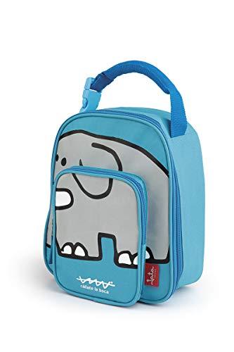 Jata Hogar HPOR7020 Bolsa térmica Termosellada JATA, RPET Plástico Reciclado, Azul, Pequeño, 6