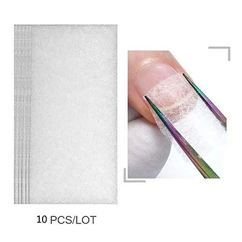 Kit De Gel D'extension En Fibre De Verre,kit Extension Ongles,Gel De Fibre De Verre,fiber Nails Extensions Pour La Réparation Des Ongles