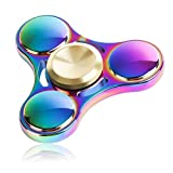 ATESSON Fidget Spinner Toy Durable Stainless Steel Bearing High Speed...