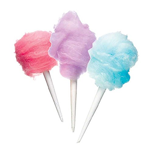 Perfectware Cotton Candy Cones 100ct