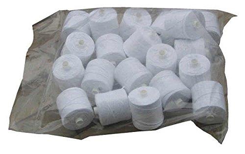 Bobinas de hilo para atadora embutidos garhe (de 20 a 18 unidades) 1 kg de hilo